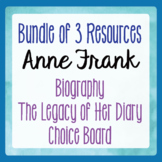 Anne Frank Bundle of 2 Products