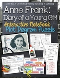 Anne Frank: Diary of a Young Girl - Interactive Notebook P