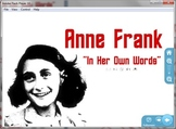 """Anne Frank - """"In Her Own Words"""""""