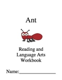 Ant ~ Rebecca Stefoff ~ Language Arts Workbook ~ Houghton