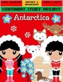 Antarctica: Continent Project