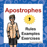 Apostrophe Power Point - Rules, Examples, and Exercise