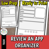 App Chat (Form for Rating & Describing Apps)