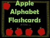 Apple Alphabet Flashcards
