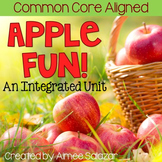 Apple Fun!  Language Arts and Science Activities {Common C