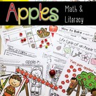 Apple Math and Literacy Activities