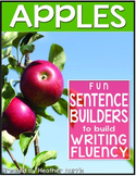 Apple Sentence Builders