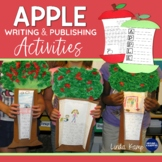 Apple Writing Crafts and Printables