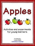 Apples: Activities and Experiments for Young Learners