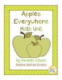 Apples Everywhere Math Unit