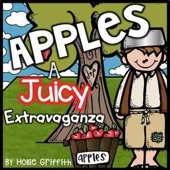 Apples & Johnny Appleseed: A Juicy Extravaganza