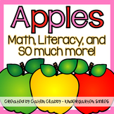 Apples: Math, Literacy, and More!