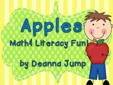 Apples! Math and Literacy Activities