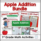 Fall Math for First Grade ~ Apples to the Core