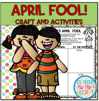 https://www.teacherspayteachers.com/Product/April-Fools-Day-Literacy-Activities-and-Craft-209711