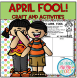 April Fool's Day Literacy Activities and Craft!!