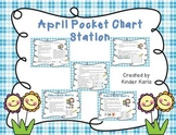 April Pocket Chart Station