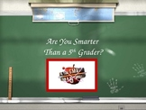 Are You Smarter Than A 5th Grader Math Game