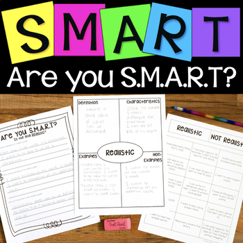 Are you SMART?  Setting SMART Goals