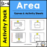 Area Activities and Games