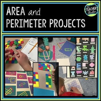Area and Perimeter Activities!  5 Activities to Deepen Understanding