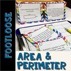 Area and Perimeter Footloose