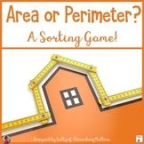 Area or Perimeter