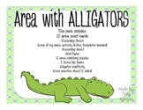 Area with Alligators