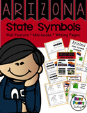 Arizona State Symbols Notebook
