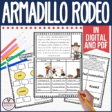 Armadillo Rodeo by Jan Brett