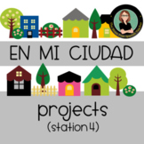 Spanish City / Town Unit PROJECTS to choose from!