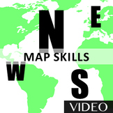 Around the World – Map Skills and Spatial Terms Rap Video [3:23]