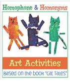 Art Activities: Homophones and Homonym