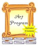 Art Units - Art Activities - 6 Lessons