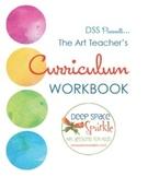 Art Teacher's Curriculum Workbook