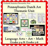 Art of the Pennsylvania Dutch--Thematic Unit