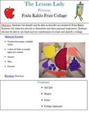 Art of the World Lessons for K-2