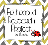 Arthropod Research Project