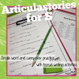 ArticulaStory for S articulation therapy