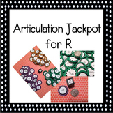 Articulation Jackpot for R Articulation Therapy