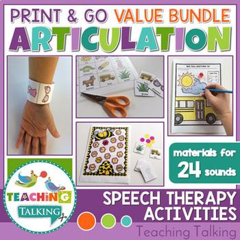 Articulation Print & Go Value Bundle