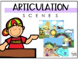 Articulation Scenes