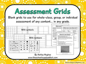 FREE Assessment Grids for Any Content & Level
