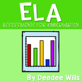 Assessment Pack for Kindergarten- Communication Arts