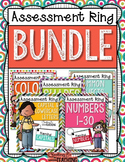 Assessment Rings {Bundle}
