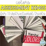 Assessment Rings {Colors}