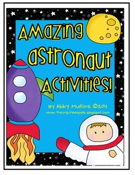 Astronaut Activities!