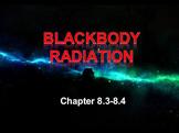 Astronomy: Blackbody Radiation