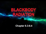 Astronomy: Blackbody Radiation