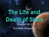 Astronomy: The Life and Death of Stars (The Main Sequence)